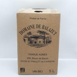 Cubi 5L Vin Rouge Pays Du Gard