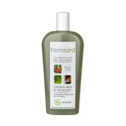 BioCapilargil Cheveux Gras & Pellicules DERMACLAY