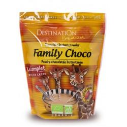 Boisson Chocolatée à La Fleur De Sucre DESTINATION