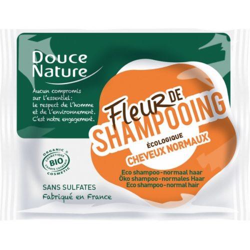 Douce Nature Fleur De Shampooing Cheveux Normaux 85g