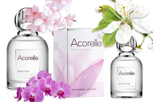 [NOUVEAUTÉ] Les Eaux De Parfum Acorelle !