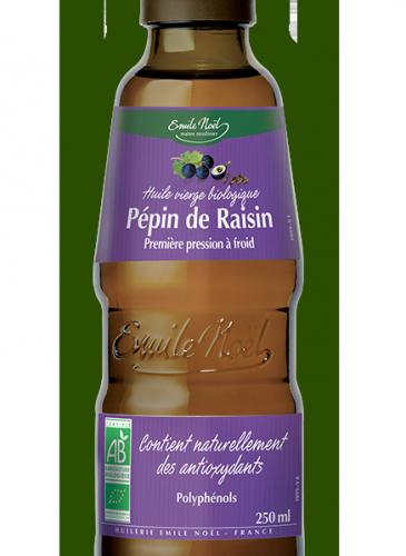 Emile Noel Huile Pepins Raisin