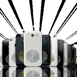 Patch Anti-ondes Pour Téléphone Portable, FAZUP