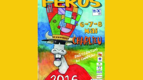 Festival Les Férus 2016, Charlieu