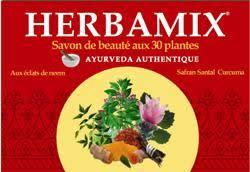 Herbamix Savon Ayurvedique