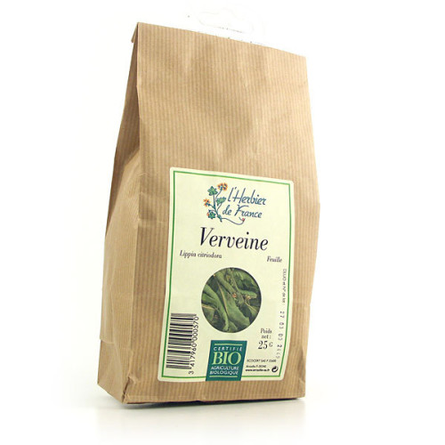 Herbier France Verveine