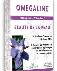 Omegaline Beauté De La Peau, Holistica