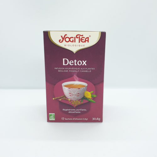 Infusion Yogitea Detox