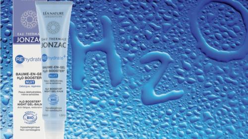 [TEST PRODUIT] Le Baume H2O Booster Nuit Jonzac