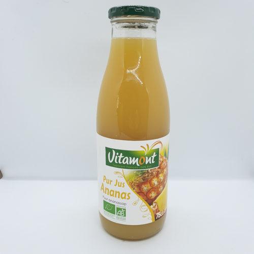 Jus D'ananas Bio Vitamont
