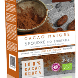 Cacao Maigre En Poudre KAOKA