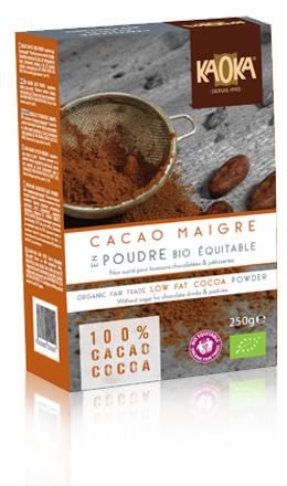 Kaoka Cacao Maigre