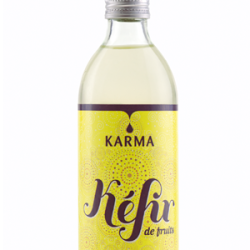 Kéfir Bio Figue Citron