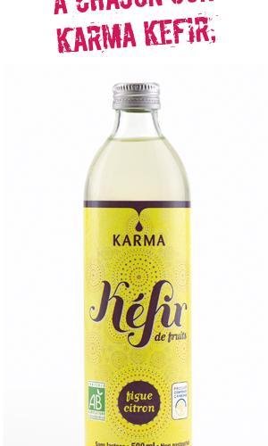 Karma Kefir Figue Citron