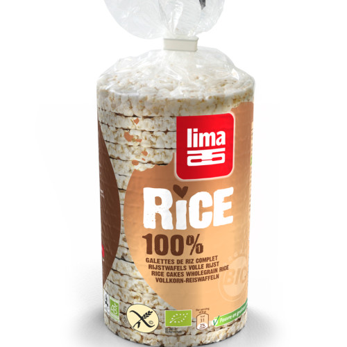 Lima Galettes Riz Complet