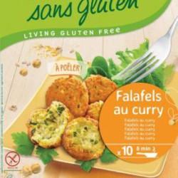 Falafels Légumes Et Curry MA VIE SANS GLUTEN