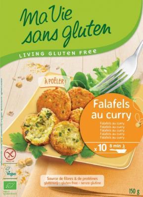 Ma Vie Sans Gluten Falafels