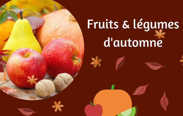 Magasin Bio Roanne Fruits Legumes Automne