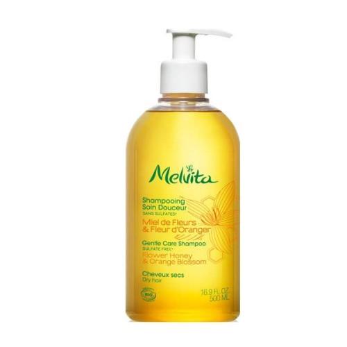 Melvita Shampooing Miel Fleur