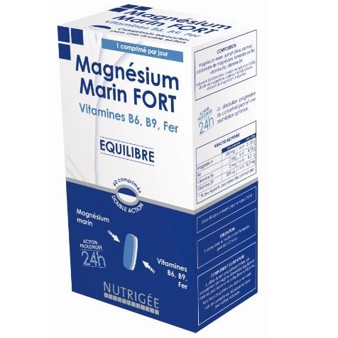 Nutrigee Magnesium Fort