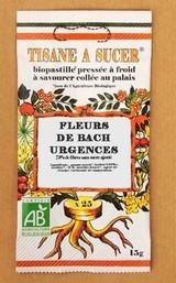 Pastilles Bach Secours Biopastille