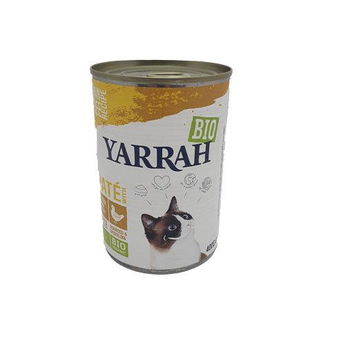 Paté Pour Chat Yarrah Bio