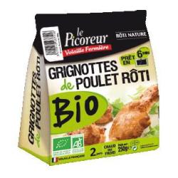 Grignottes De Poulet Rôti Bio