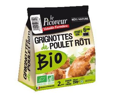 Picoreur Grignottes Bio Roanne