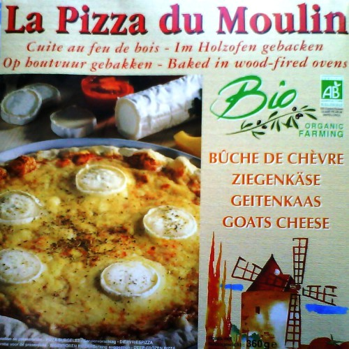Pizza Moulin Chevre