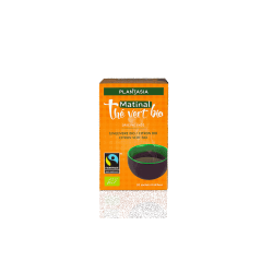Thé Vert Bio, PLANTASIA