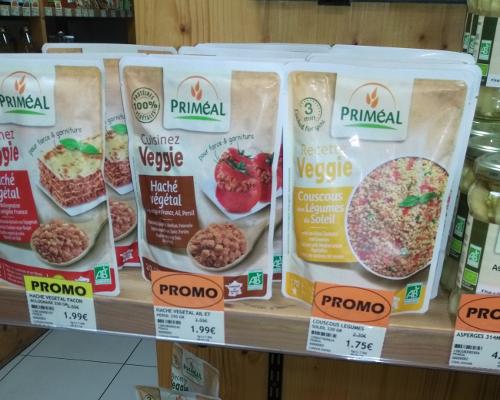 Promo Primeal Vegan Roanne