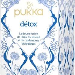 Infusion Ayurvédique DETOX, Pukka