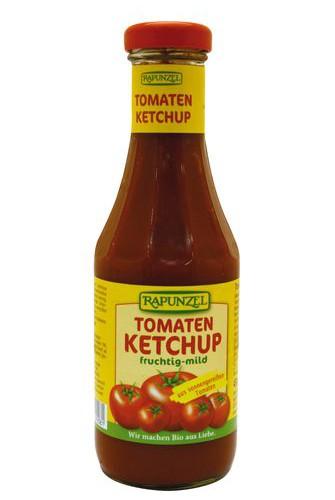 Rapunzel Ketchup