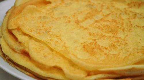 [RECETTE] Pâte à Crêpes Sans Gluten/sans Lactose