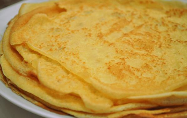 Recette Crepe Sans Gluten