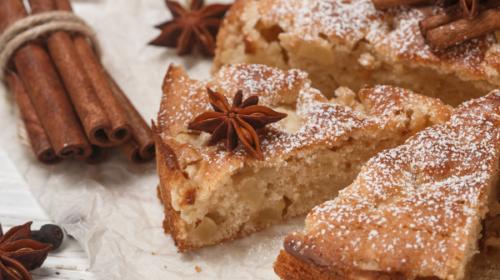 [RECETTE] Gâteau Moelleux Pommes/cannelle