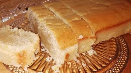 Cake Au Citron Vegan
