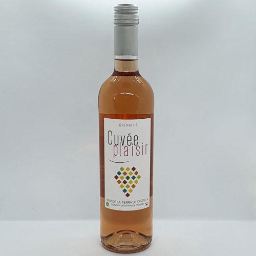 Rosé Bio Cuvée Plaisir