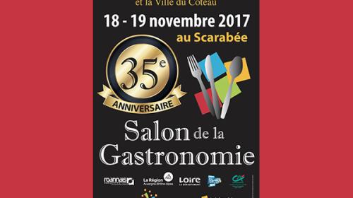 Salon De La Gastronomie 2017