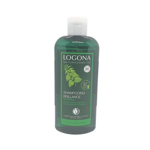 Shampoing Brillance Ortie Bio Logona