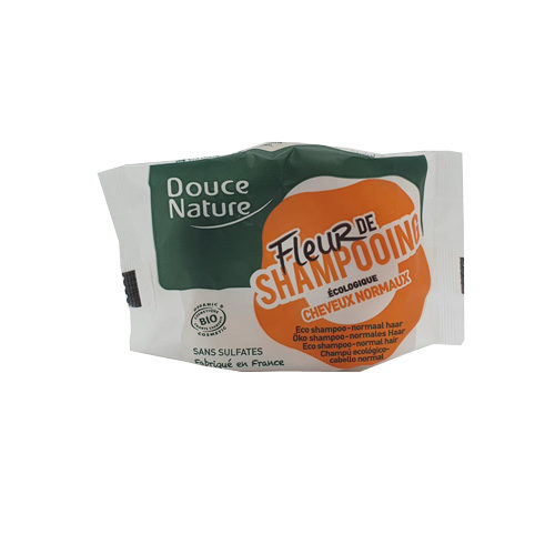 Shampoing Solide Bio Douce Nature