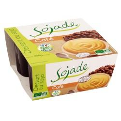 Dessert De Soja Au Café Bio