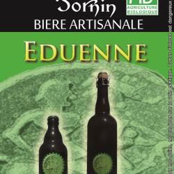 Bière Blonde Bio Eduenne SORNIN