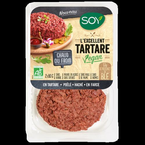 Soy Tartare Vegan
