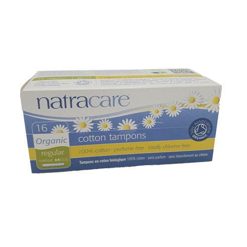 Tampons Coton Bio Natracare
