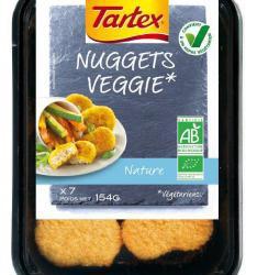 Nuggets Végétariens TARTEX