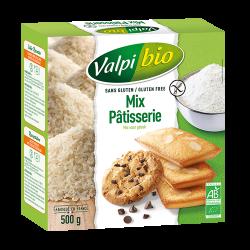Mix Patisserie Sans Gluten VALPIBIO