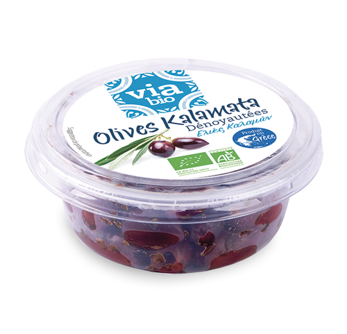 Via Bio Olives Kalamata
