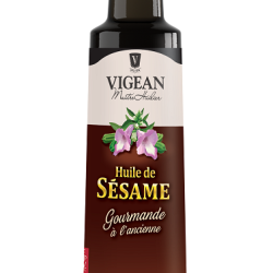 Huile De Sésame Bio VIGEAN