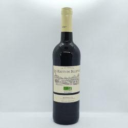 Vin Rouge Bordeaux «Les Hauts De Bellevue»